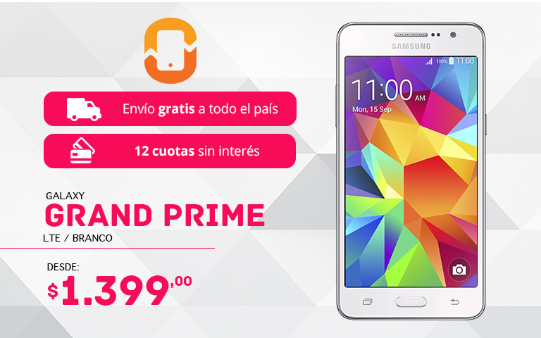 Samsung Galaxy Grand Prime LTE
