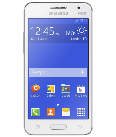 Samsung Galaxy Core 2 4 GB Blanco