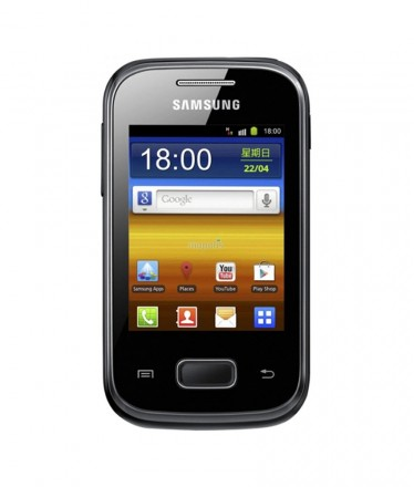 Samsung Galaxy Pocket Plus Negro