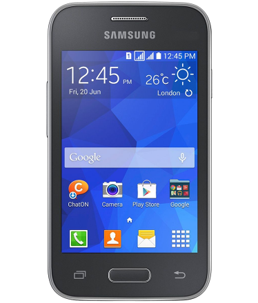 Samsung Galaxy Young 2 4 GB Negro
