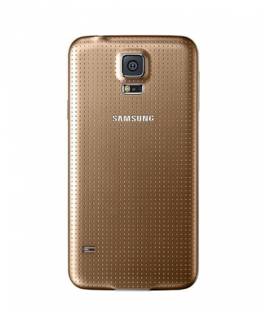 Samsung Galaxy S5 Mini Dorado