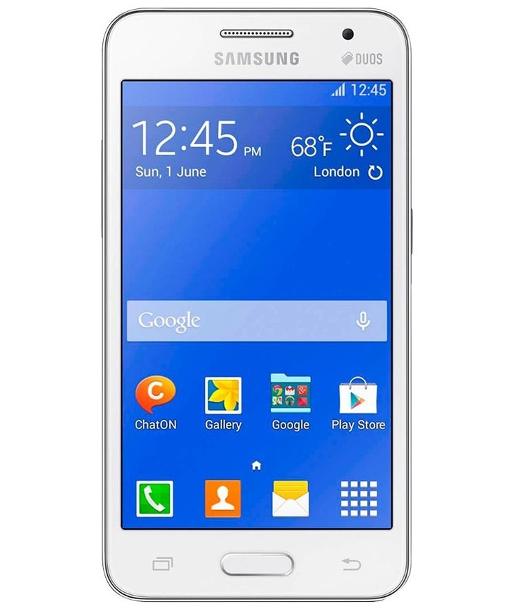 Samsung Galaxy Core II Blanco