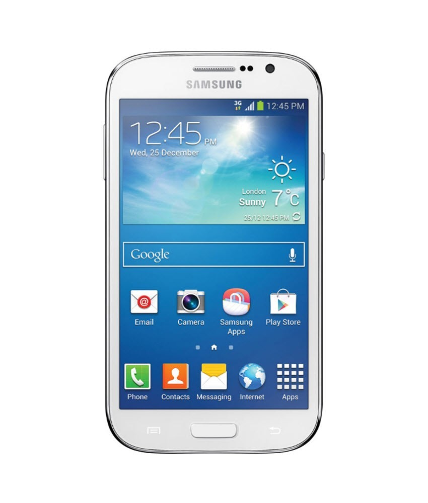 Samsung Galaxy Grand Neo Blanco