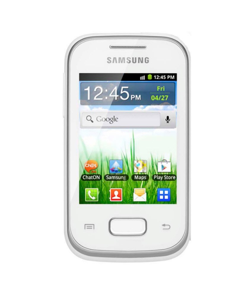 Samsung Galaxy Pocket Plus Blanco